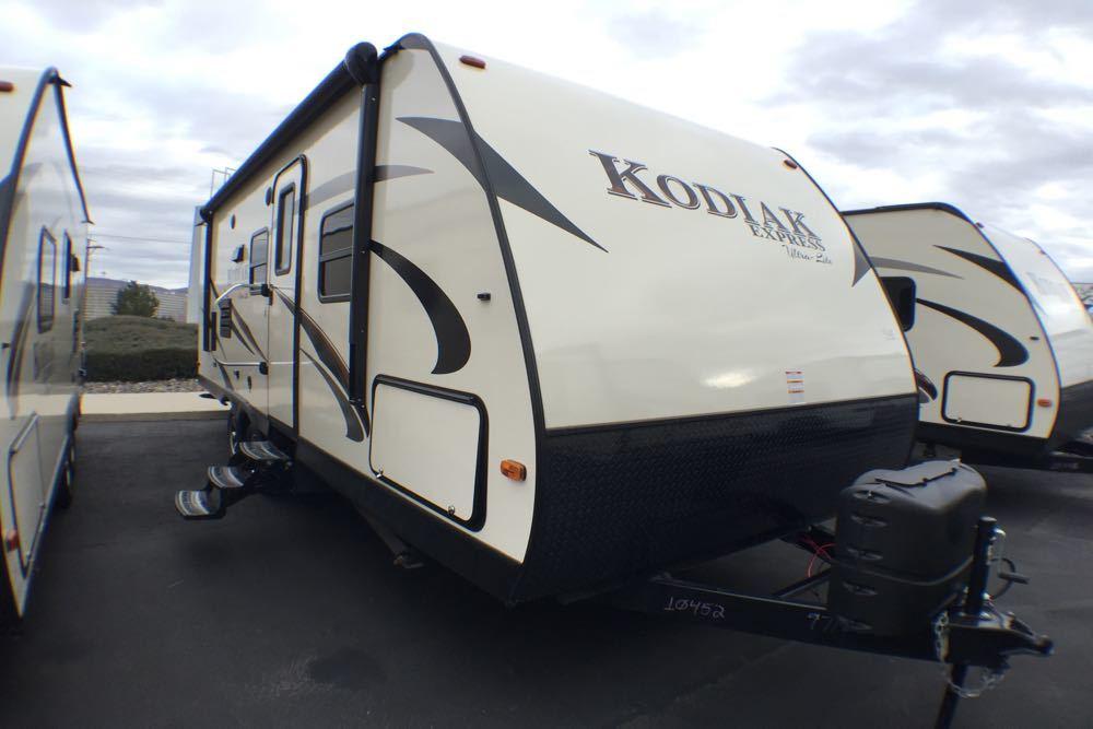 2016 Kodiak 246BHSL