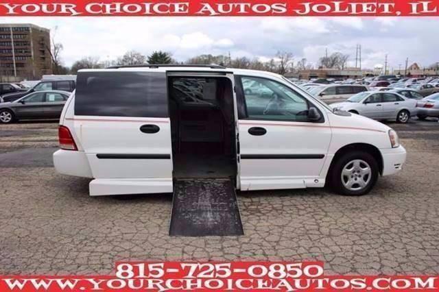 2005 Ford Freestar  Mobility Van