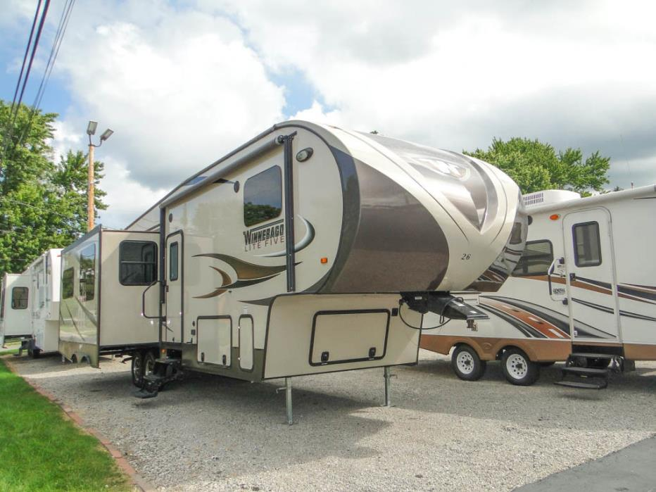 2014 Winnebago Winnebago Lite Five 30RES
