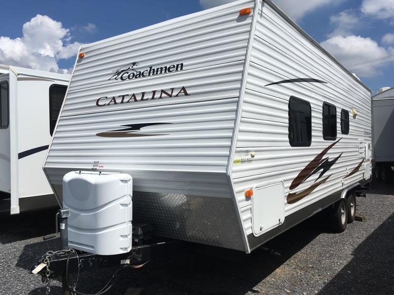 2010 Coachmen Catalina 22 FB