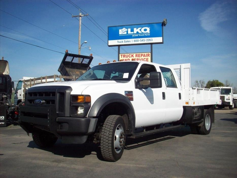 ford f550 9 flatbed truck cars for sale. Black Bedroom Furniture Sets. Home Design Ideas