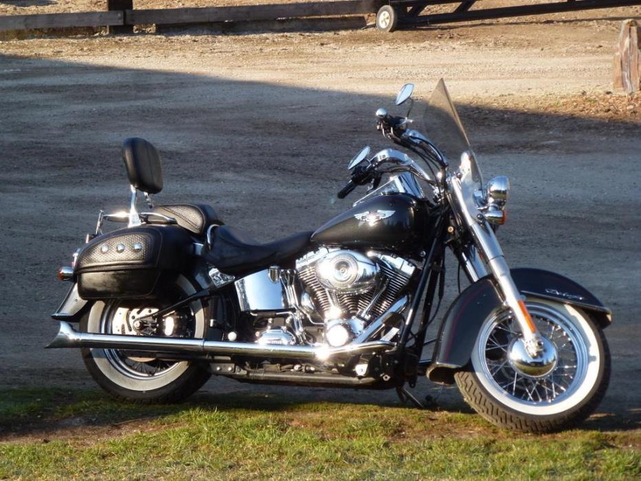 2015 Harley-Davidson Softail Deluxe