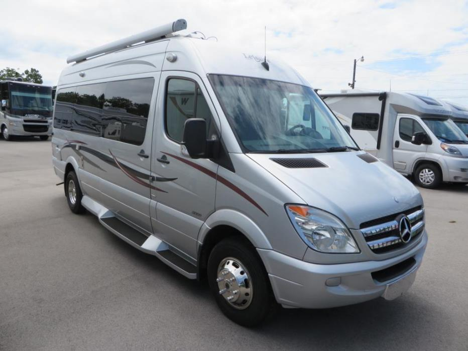 2012 Leisure Travel Vans Leisure FREE SPIRIT