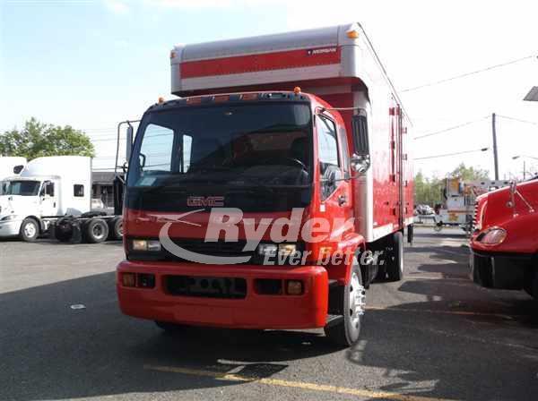 2007 Gmc F7b042 Box Truck - Straight Truck