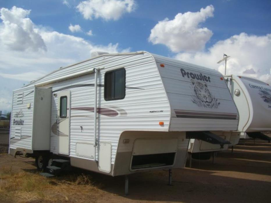 Fleetwood Prowler 255 Rvs For Sale