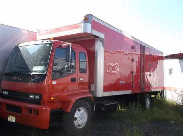 2006 Gmc F7b042 Box Truck - Straight Truck