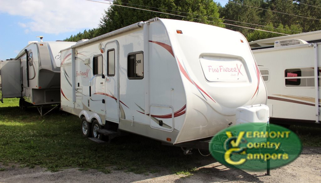2013 Cruiser Fun Finder F-215WSK