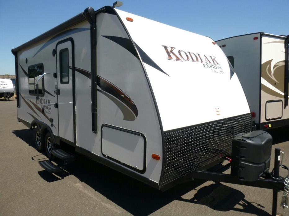 Dutchmen Kodiak Express Ultra Lite 201qb rvs for sale in ...