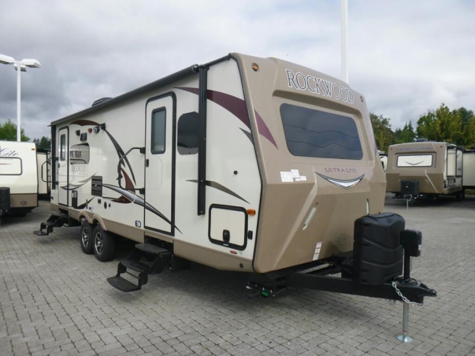 2017 Forest River Rockwood Ultra Lite 2604WS