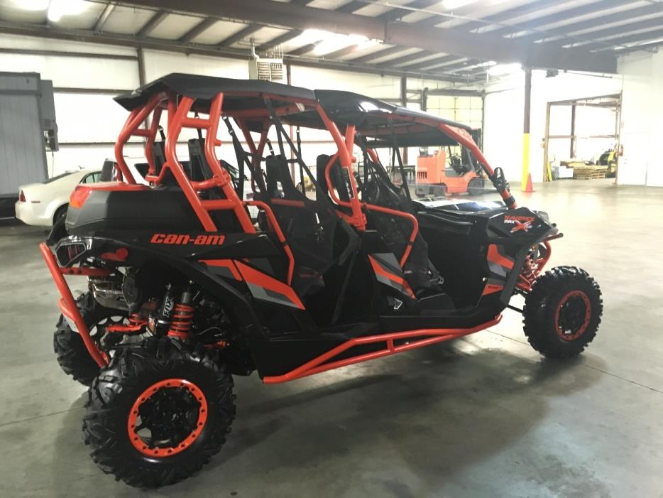 2016 Can-Am Maverick MAX X DS DPS 1000R TURBO