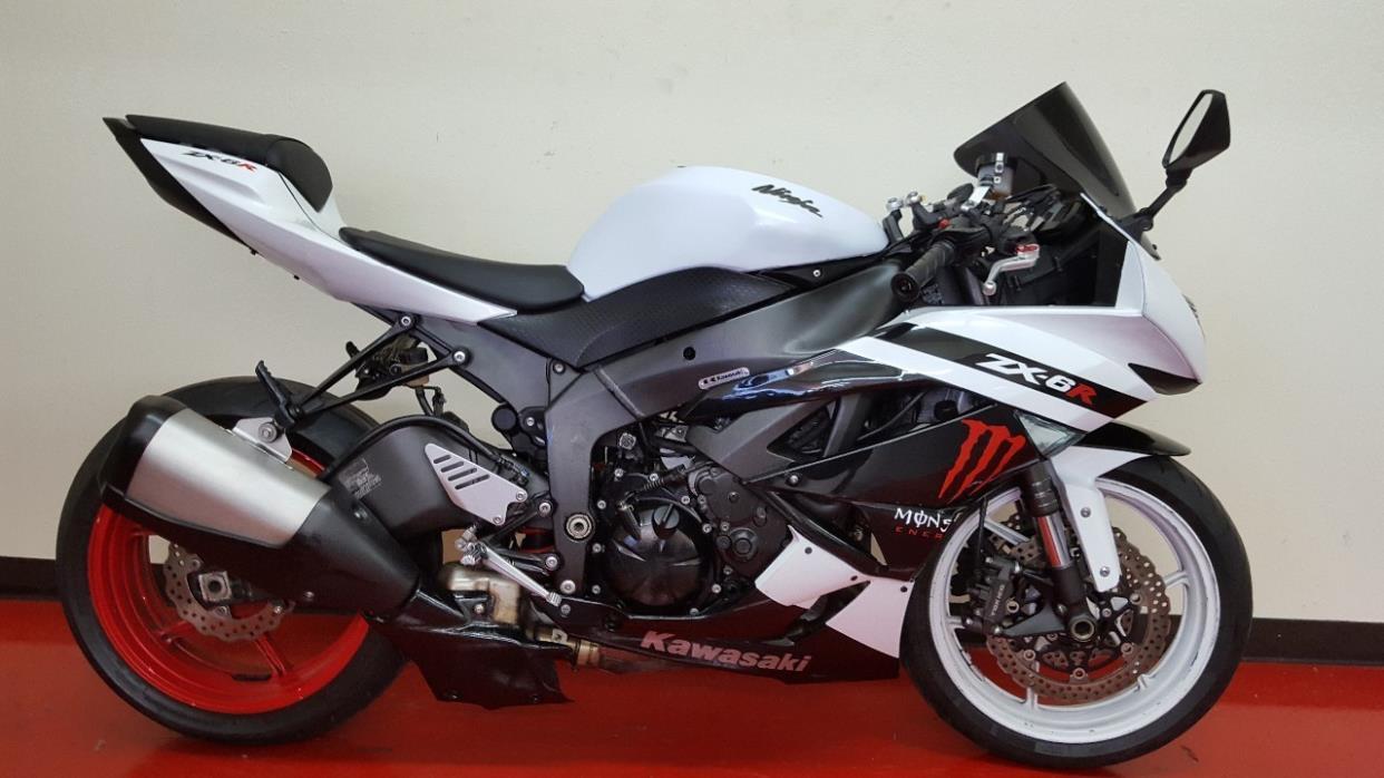2010 kawasaki ninja zx6 motorcycles for sale. Black Bedroom Furniture Sets. Home Design Ideas