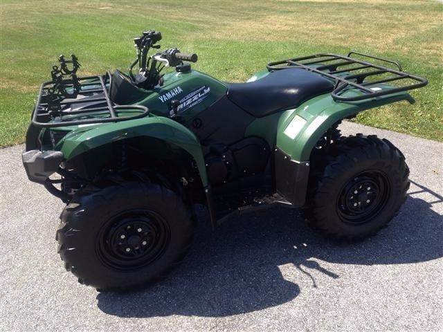 Yamaha grizzly motorcycles for sale in myerstown pennsylvania for Yamaha grizzly 450 for sale