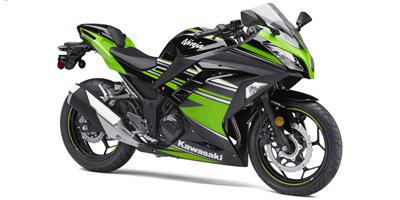 2016 Kawasaki Ninja 300 ABS KRT Edition