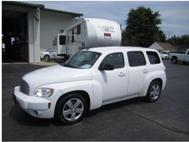 2011 Chevrolet Hhr Passenger Van