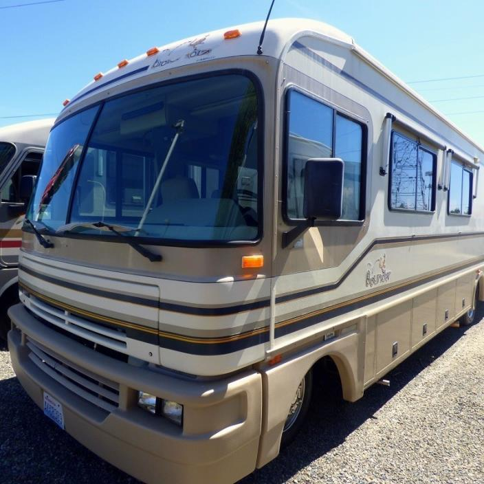 fleetwood southwind 30 rvs for sale 1991 fleetwood rv: 1996 fleetwood  bounder rvs for sale