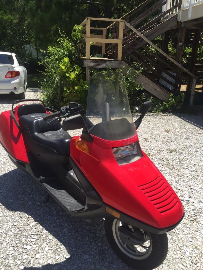 2007 Honda Helix CN250