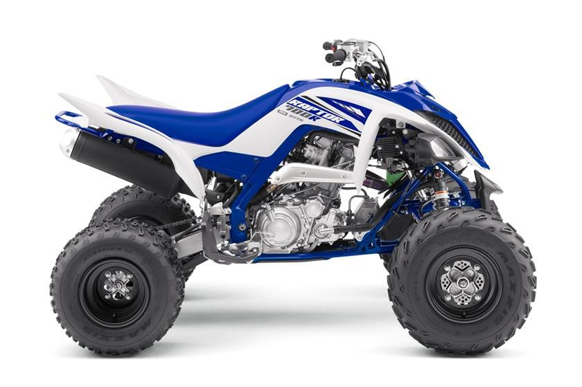 2017 Yamaha Raptor 700R