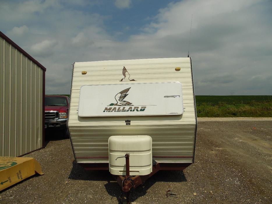 Fleetwood Mallard 26bhs RVs for sale
