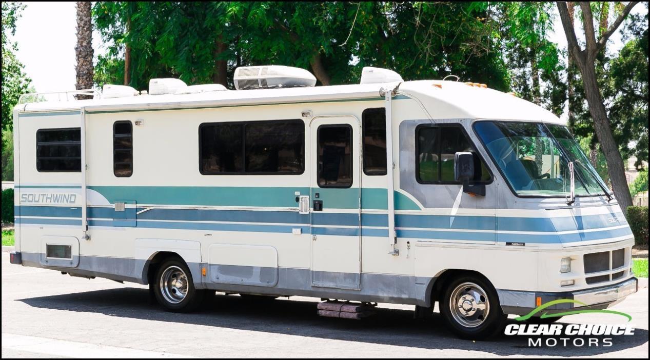 1991 Fleetwood Class C RVs for sale