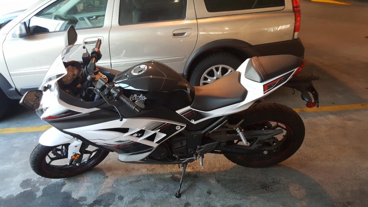 Kawasaki Ninja 300 motorcycles for sale in Chicago, Illinois