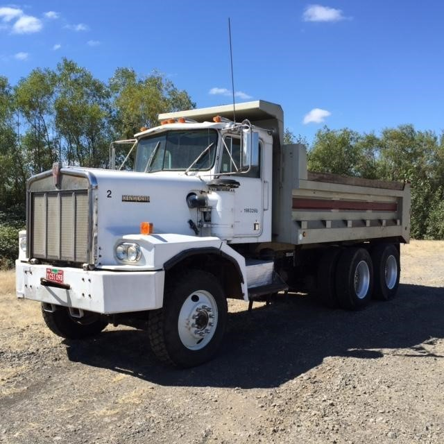 1977 Kenworth C500 Dump Truck