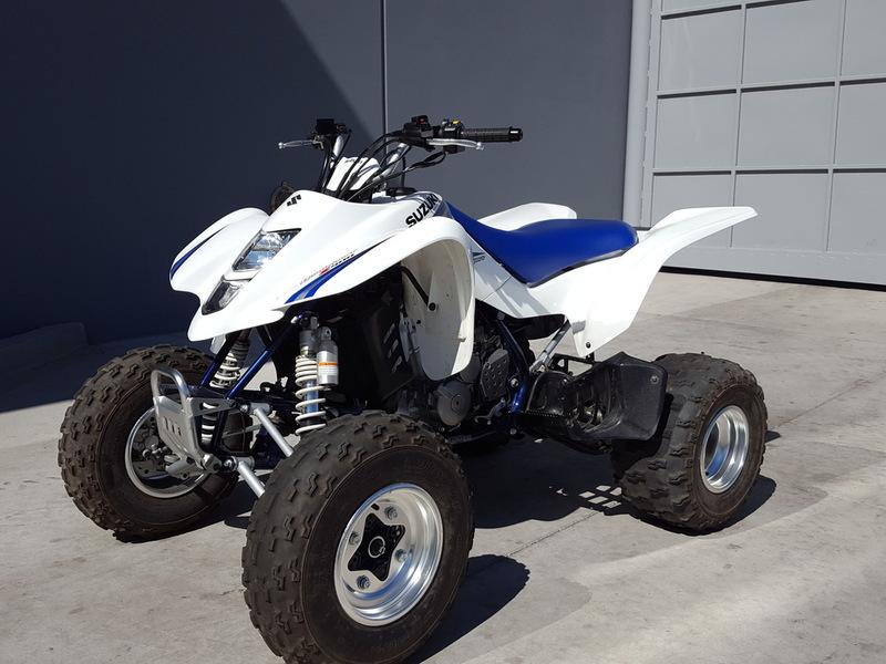 2005 Suzuki QuadSport Z400