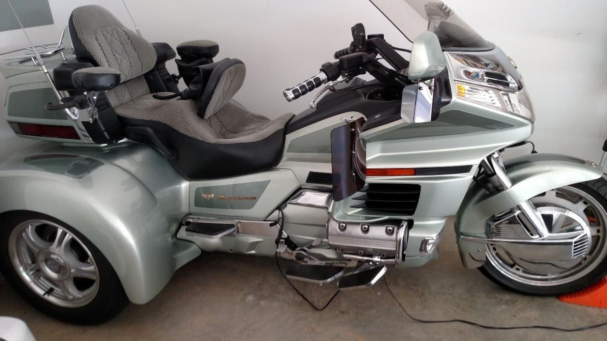 2007 Honda Vtx 1800