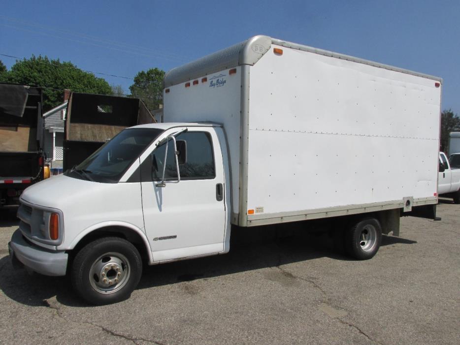2002 Chevrolet Express  Box Truck - Straight Truck