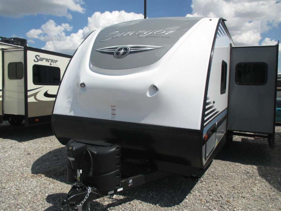 Technology Management Image: Forest River Surveyor Rvs For Sale In Oklahoma