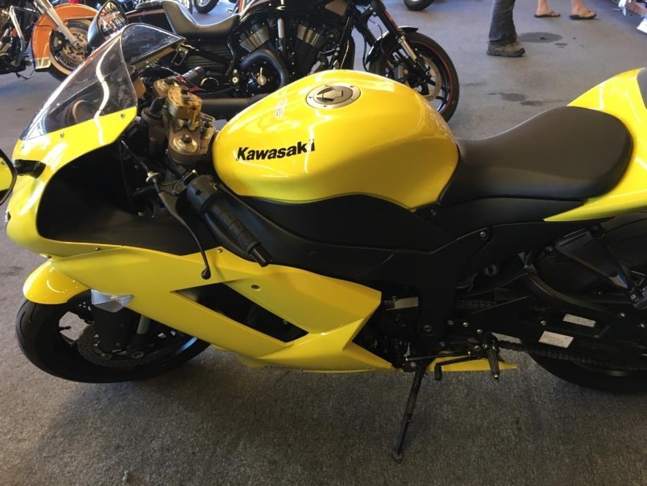 2013 Kawasaki Ninja 636