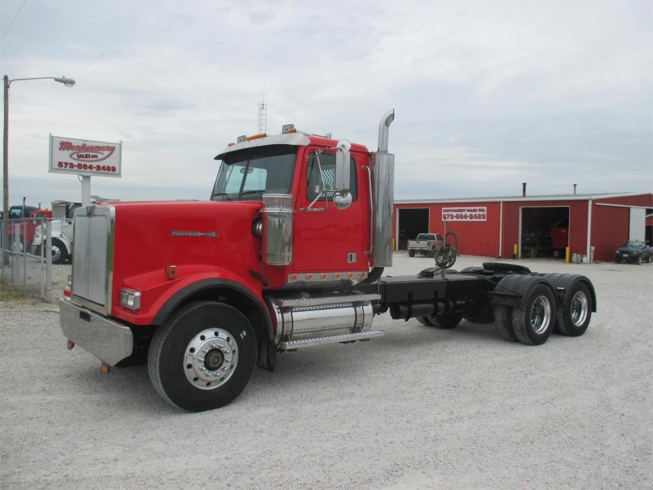 2007 Western Star Wb123064 Cab Chassis