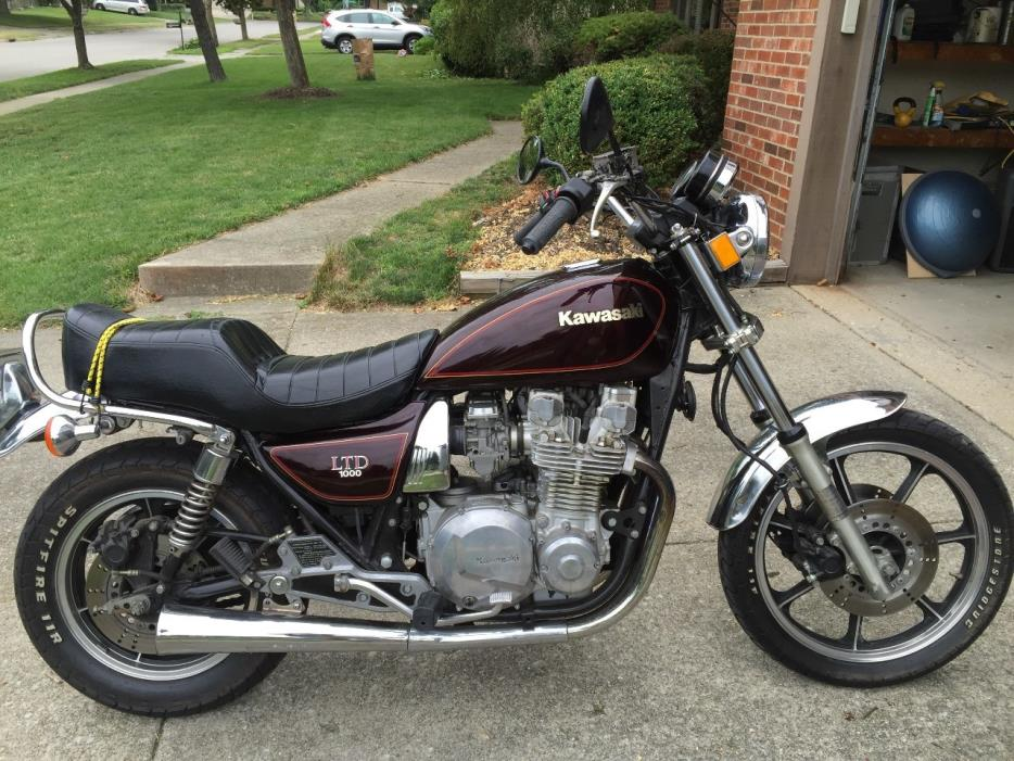 Used Tires Columbus Ohio >> 1981 Kz1000 Motorcycles for sale