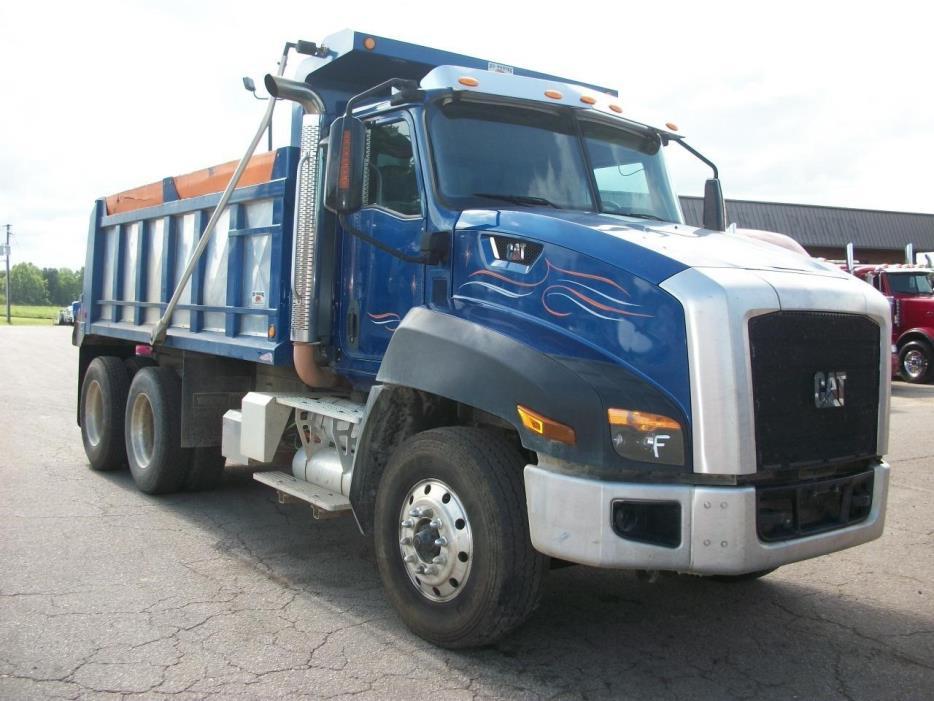 2012 Caterpillar Ct660s Dump Truck