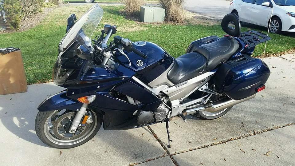 2011 Yamaha XVS13CAB