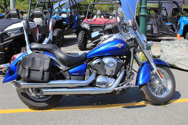 2010 Kawasaki Vulcan 900 Classic