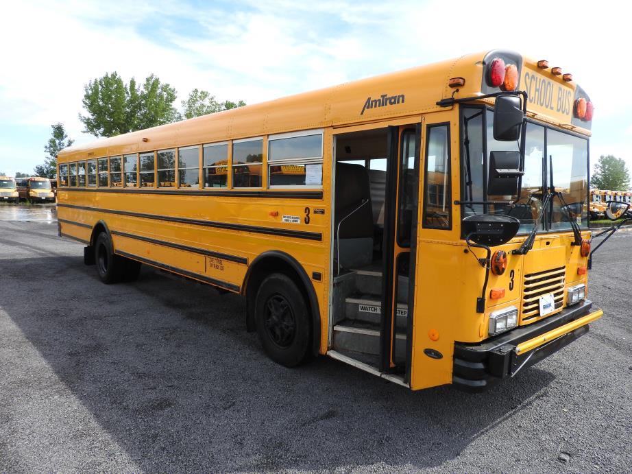 1998 International Amtran  Bus