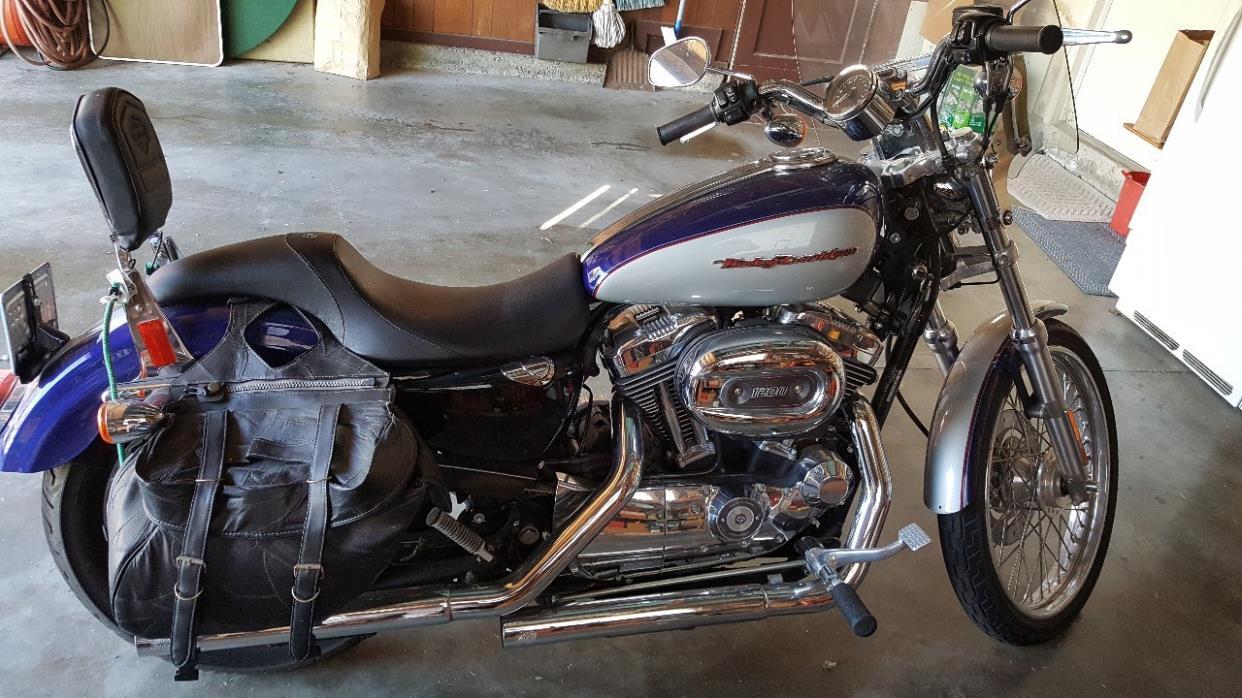 2015 Harley-Davidson SuperLow 1200T