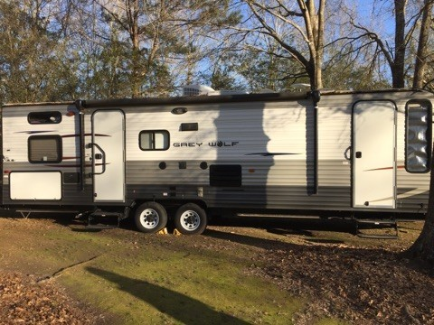 2015 Forest River Cherokee Grey Wolf 29VT