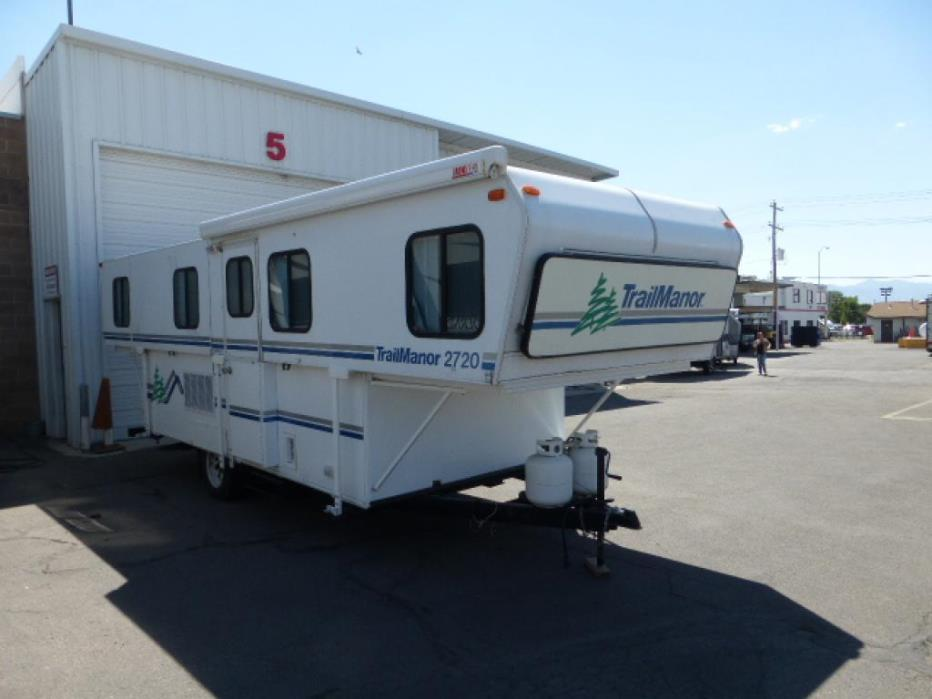 1999 Trailmanor Trailmanor 2720