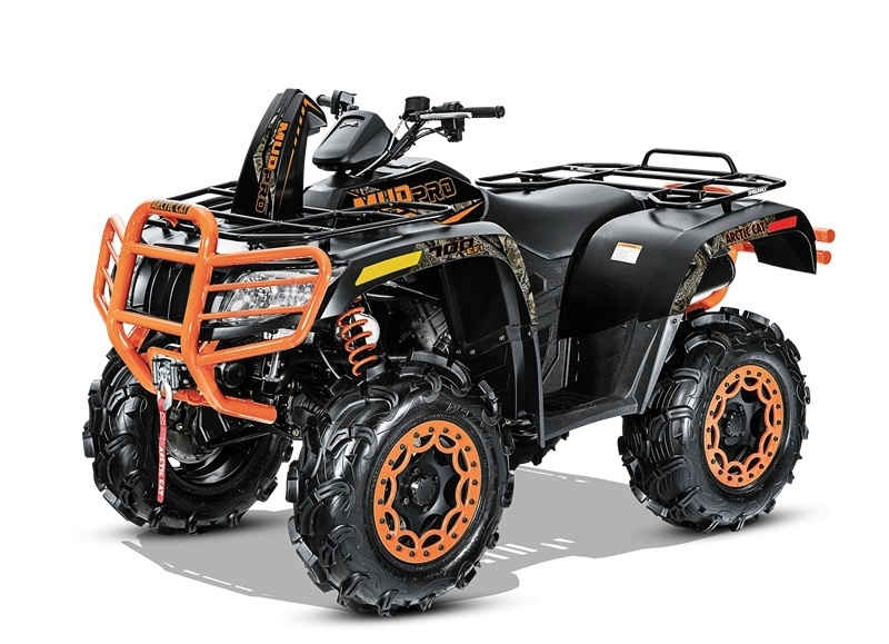 Arctic Cat Mudpro  For Sale