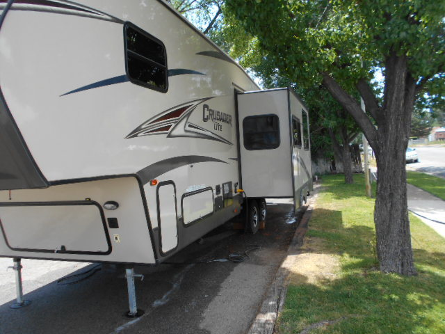 2016 Forest River Crusader 298BHD