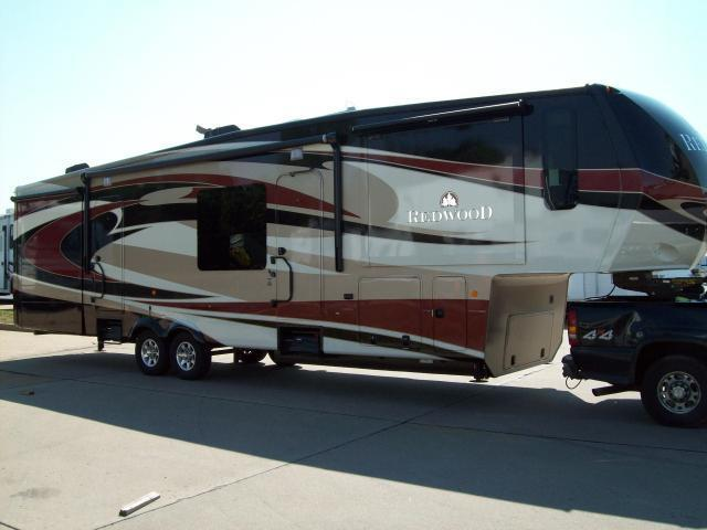 2013 Crossroads Redwood 36FL