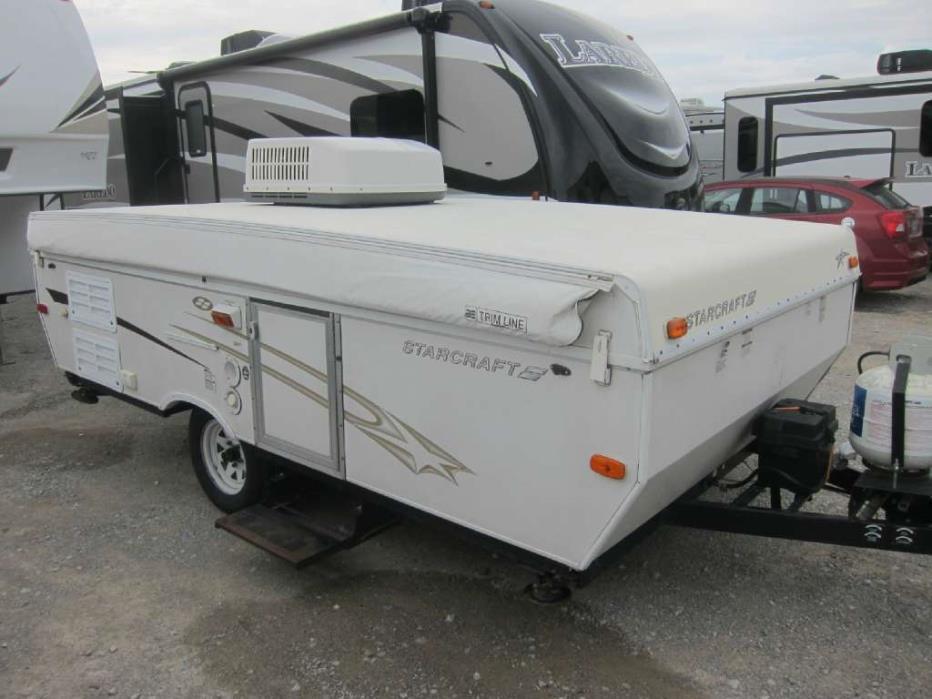 2006 Starcraft Rvs 2407