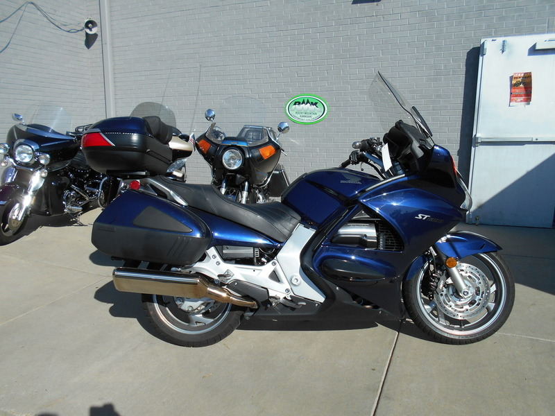 Thornton Road Honda >> Honda St1300 motorcycles for sale in Colorado