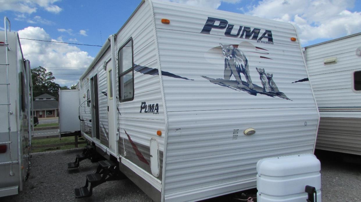 2009 Palomino Puma 39ptdbss