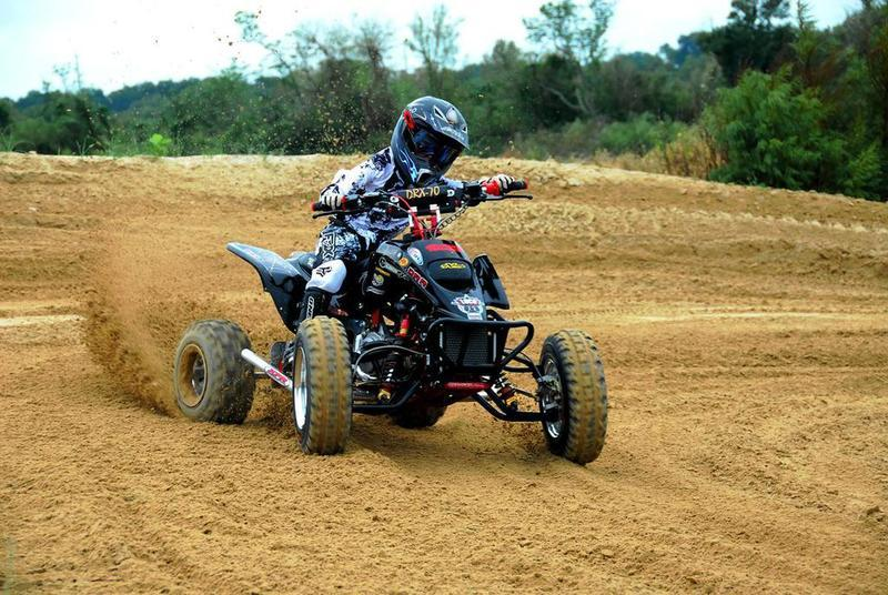 2016 DRR DRX 90 DRX90 Youth Racing ATV
