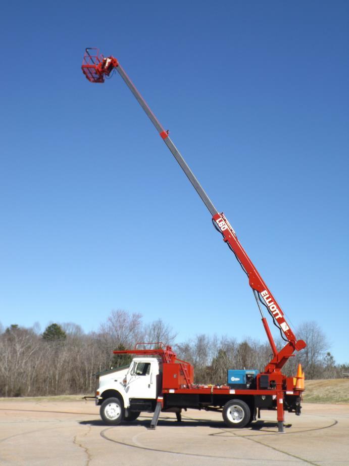 Crane Truck For Sale In South Carolina