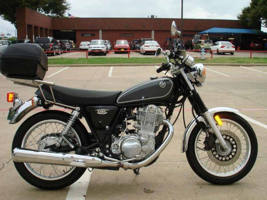Yamaha Sr400 For Sale >> Yamaha Sr400 Motorcycles For Sale In Plano Texas