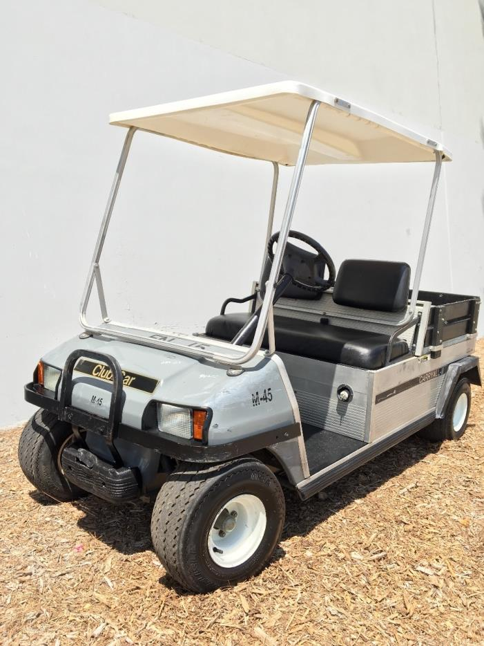 1999 Club Car Carryall 252 Electric