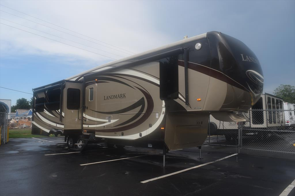 2014 Heartland Rv Landmark LM Grand Canyon